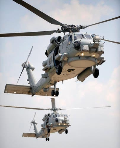 MH-60R Sea Hawk