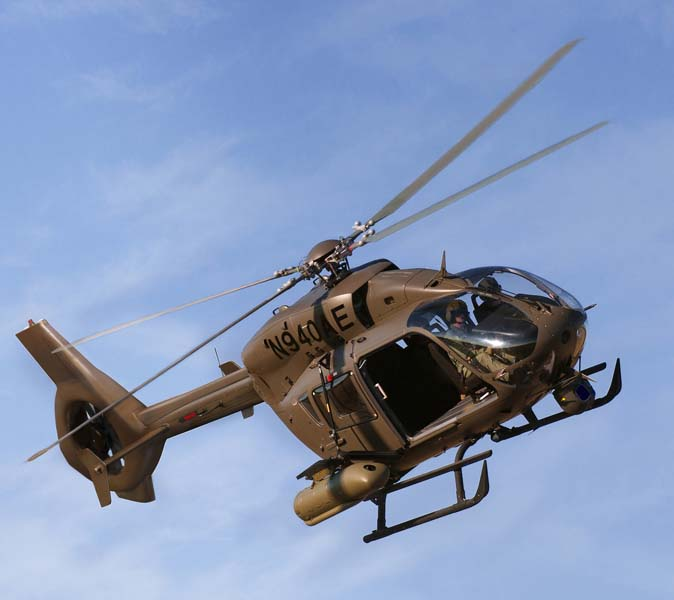 Armed Aerial Scout 72X+ (AAS-72X+)