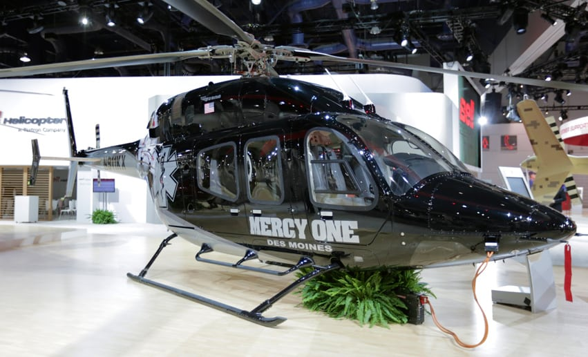 Bell 429 Mercy One
