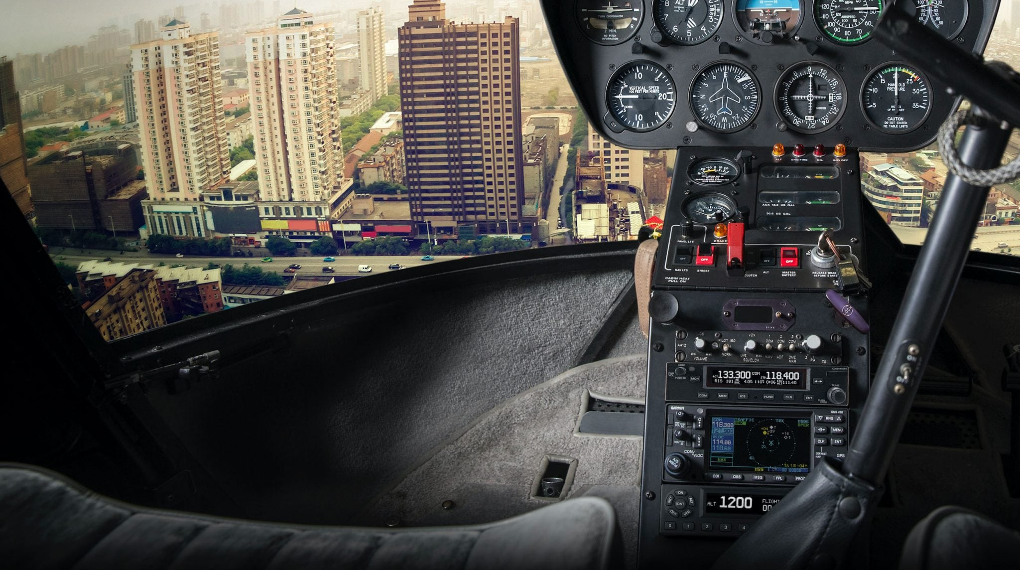 Garmin International announced that the FAA has granted STC for the installation of the GTX 345 ADS-B In/Out and GTX 335 ADS-B Out transponders in an Approved Model List of Part 27 helicopters. Photo courtesy of Garmin
