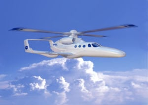 DARPA Groen Brothers Heliplane project