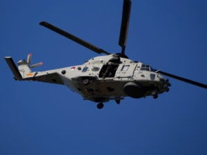 NH90 NFH NATO Helicopter