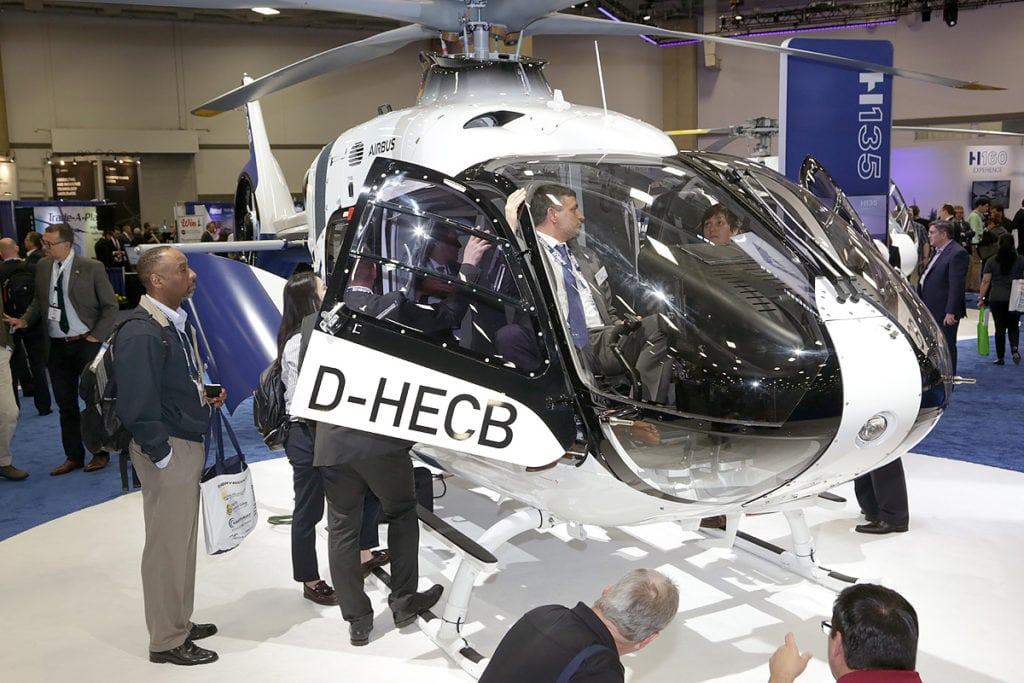 H 135 JOIN Airbus Helicopter Helionix family  Hai70413-1024x683