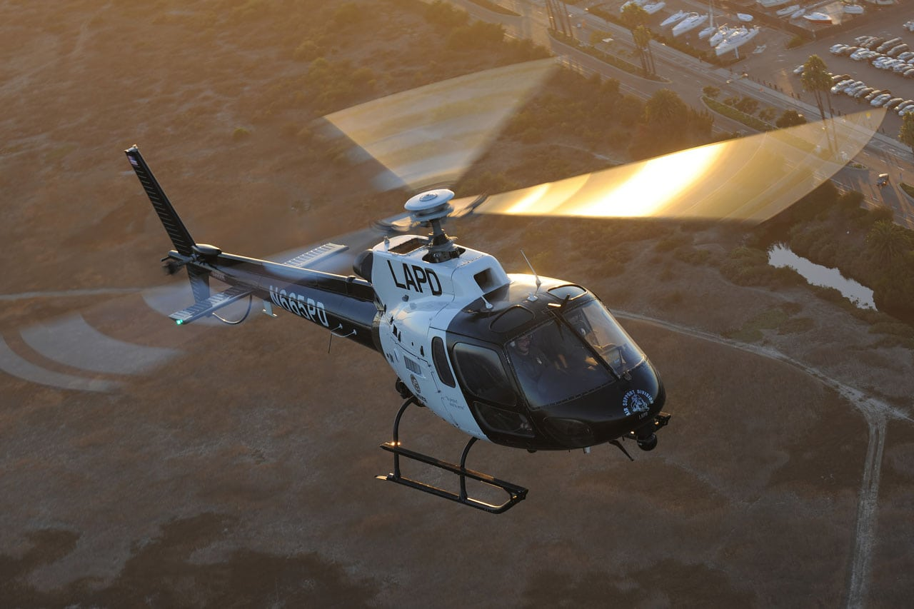 Los Angeles Police Department H125