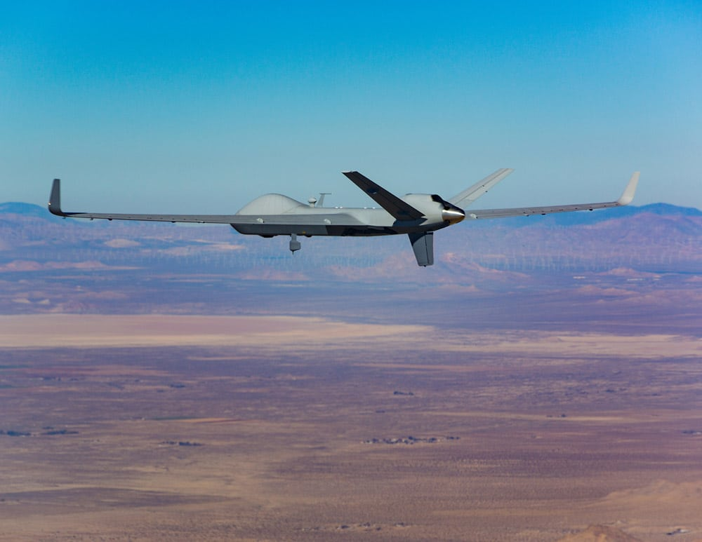 SkuGuardian. Photo courtesy of General Atomics Aeronautical Systems Inc.