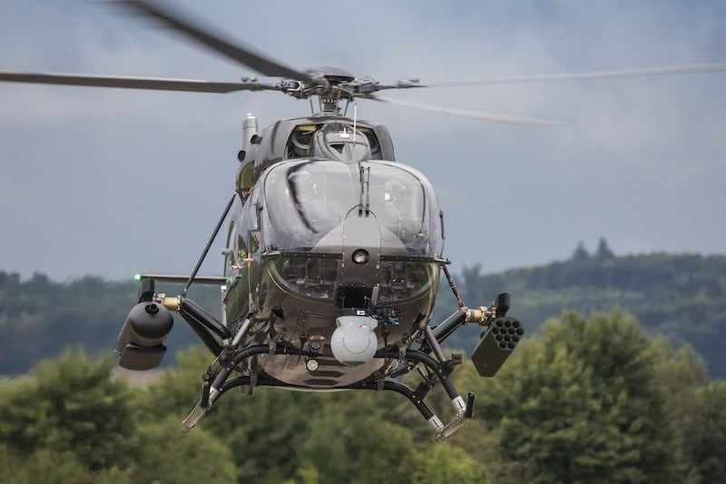 Photo by Christian Keller. Courtesy of Airbus Helicopters
