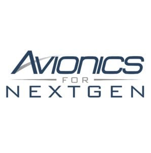 Avionics for NextGen logo