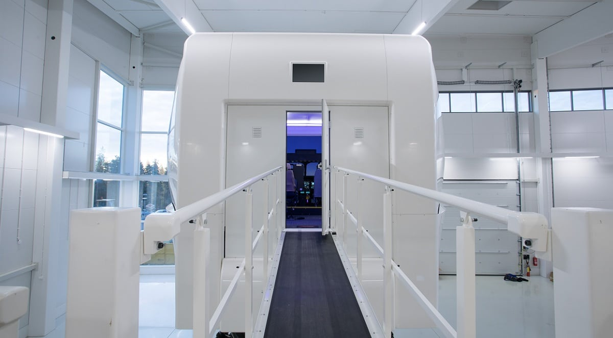 Coptersafety Airbus H145 Helicopter Simulator