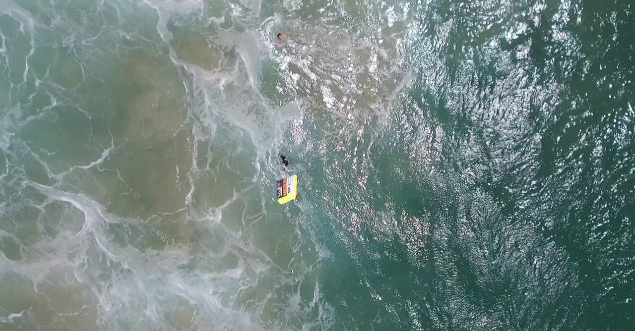 Drone Surf Life Saving New South Wales