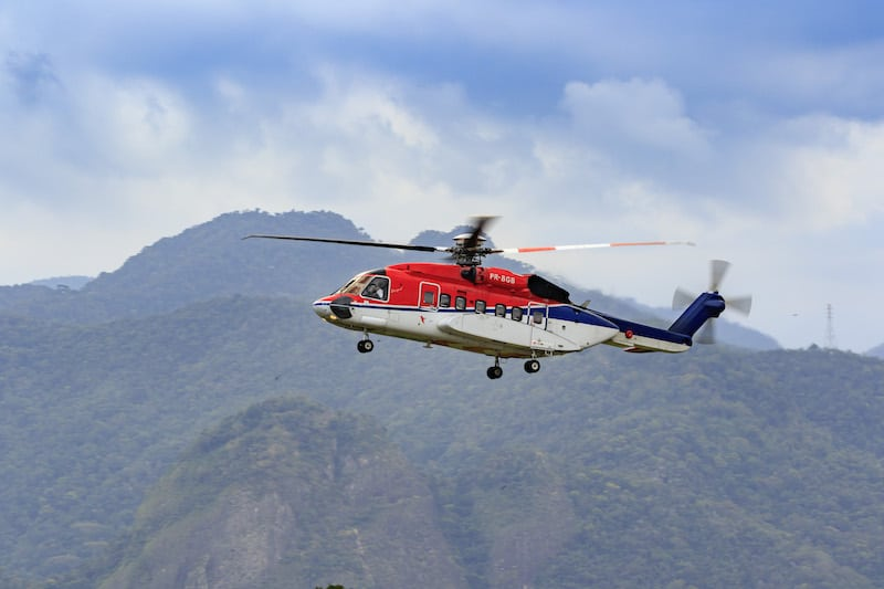 Aviall, a Boeing Company, will provide CHC Helicopter with Vendor Managed Inventory services to support its global helicopter fleet, which includes aircraft like the Sikorsky S-92. (CHC Helicopter photo courtesy of Beoing)
