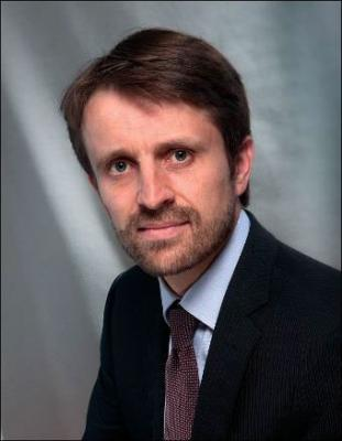 Franck Saudo will become Safran Helicopter Engines' new CEO April 2. Photo courtesy of Safran.