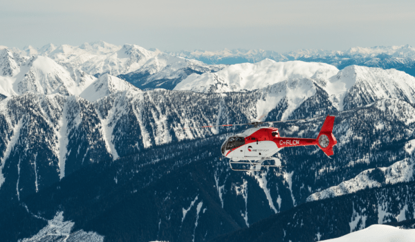 Canadian Helicopters HNZ Topflight