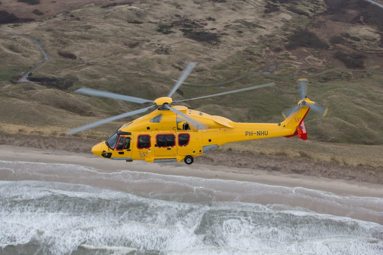 Airbus H175 NHV Group