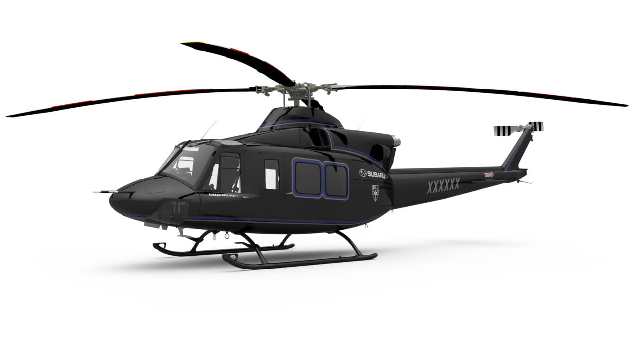 Bell 412EPX