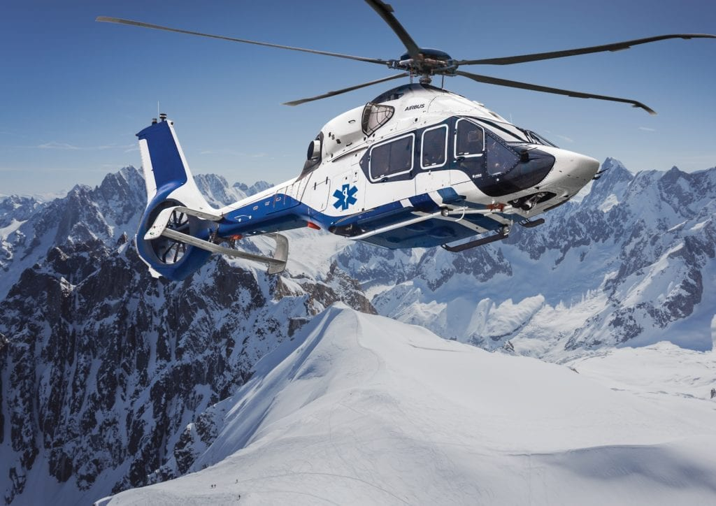 H160 EMS Airbus Helicopters
