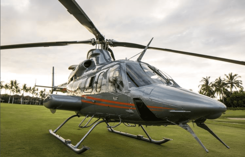 Paradise Helicopters Bell 430
