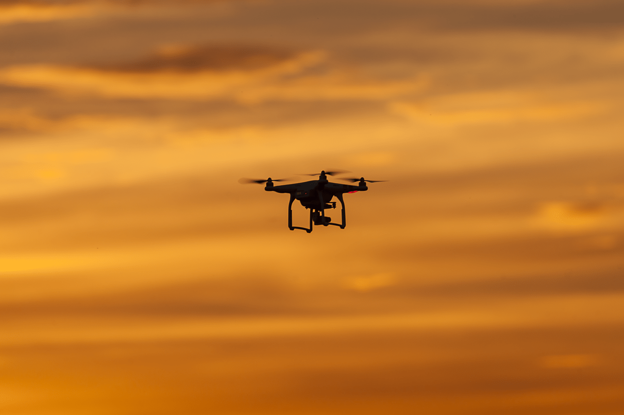 Flying drones at night might soon be easier. (Greg Clarke)